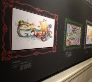 The recent Google exhibit at NYPL showcases art from children nationwide.
