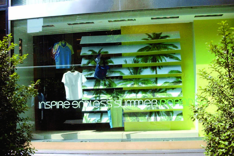 Window Graphics Window Signage Window Banners From Color X