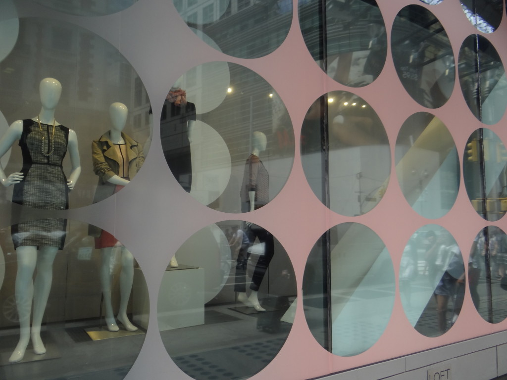 The use of window clings for retail graphics is becoming a very popular choice for retailers of any size.