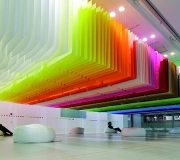Public space ceiling decor on Architectural Paper