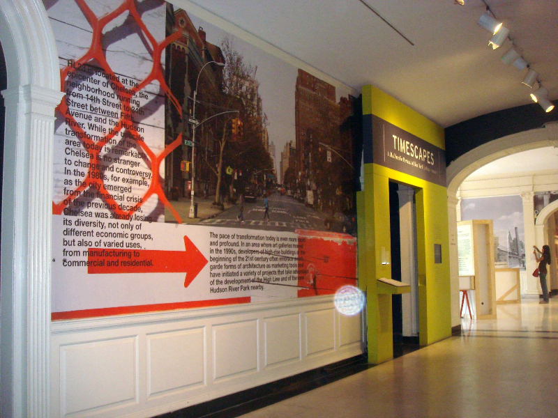 Museum Graphics And Exhibition Printing Services By Color X
