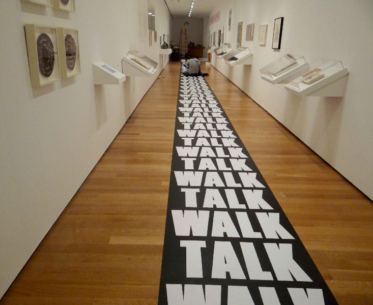 Flooring Services Design Gallery : Museum graphics and exhibition printing services by color x
