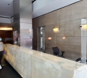 Plexiglass dividers for offices help implement social distancing