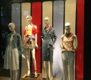 Spring window graphics J Crew nationwide