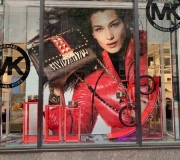 Custom fabrication & large format printing to create great window display